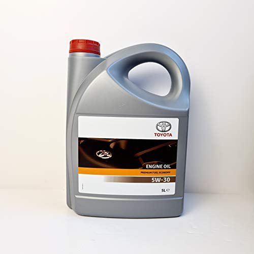 TOYOTA Motoröl SAE 5W-30 Premium Fuel Economy 5 L