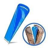 Trawomax® Dreh-Spaltkeil zum Spalten von Brenn Holz - [2 kg]
