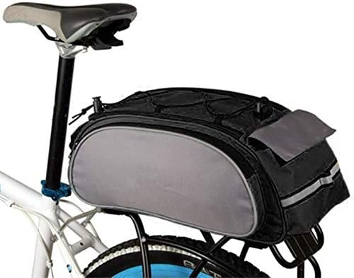 GLADMIN Bike Rear Seat Cargo Max 65% OFF Bag Bicycle Rack Max 45% OFF Road Water MTB