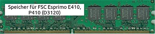 ANTARRIS RAM Speicher 4GB FSC Esprimo E410, P410 (D3120)