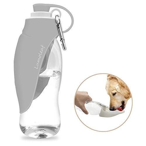 LumoLeaf Portable Pet Water Bottle
