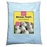 Delight Foods Aromatic Modak Peeth - Ambemohar Rice Flour - 400g (Soaked & Finely Ground) - for Softest Roti, Dosa, Modak