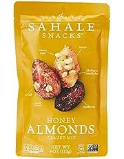 Sahale Snacks Glazed Mix Honey Almonds - 113 gm