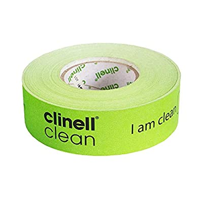 Clinell Clean Indicator Tape - 100ml Rolls - D5987 by Merlin Medical