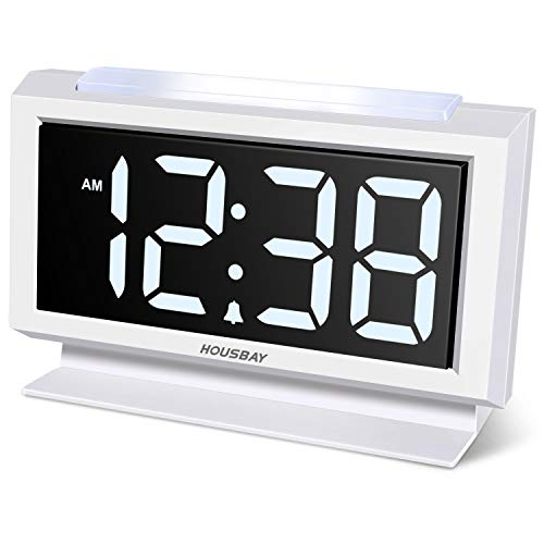 Image of Housbay Digital Alarm...: Bestviewsreviews