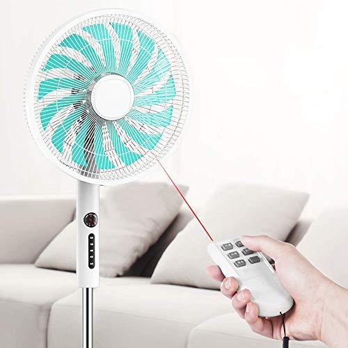 CHEN Bodenventilator, Ventilator Bodenart Fernsuperwindgeschwindigkeit Industrie Timing Hohe Leistung Zu Hause DREI Getriebe Mute Drehbare Energiesparventilator
