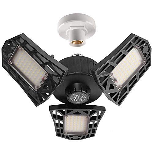 $14 off a 2-pack of LED garage lights