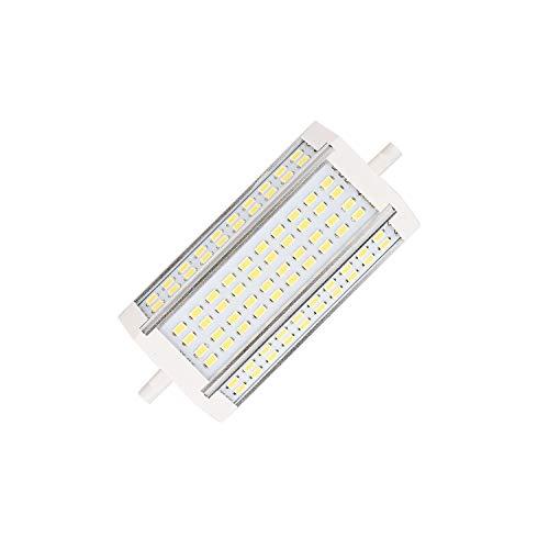 Ifengqulimia Hochleistungs 35w R7S LED Licht 135mm SMD5730 Glühbirne mit Lüfter J1135 R7S Ersetzen Sie 300w Halogenlicht AC90-265V (Color : Cool White)