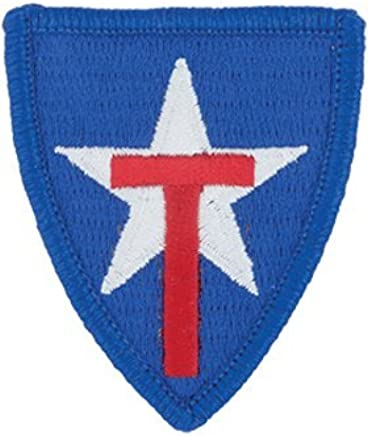 P TXSG F Texas State Guard Full Color PATCHES