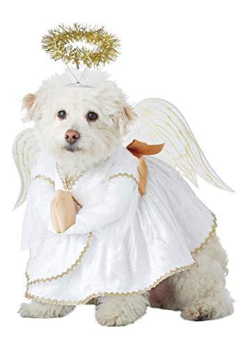 California Costumes Pet Heavenly Hound Dog Costume Costume