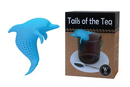 """""""Tails of the Tea"""" Dolphin Infuser"""