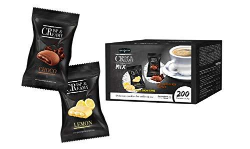 HELLMA 70102391 Hellma Crisp&Creamy Mix 200St.