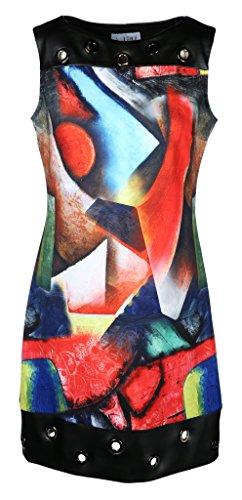Joseph Ribkoff Women's Dress - Multicolour - 14