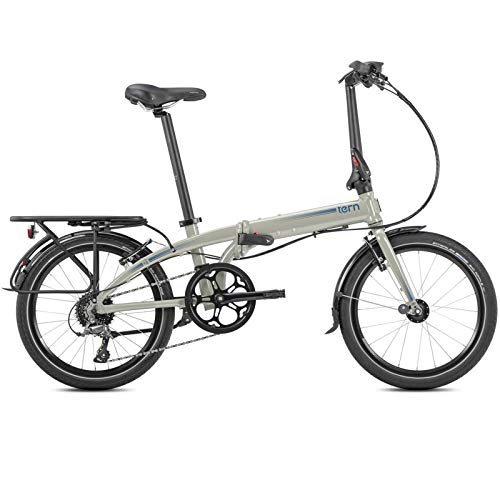 Tern Unisex Fahrrad Link D8 Faltrad, 8 Gang, 20