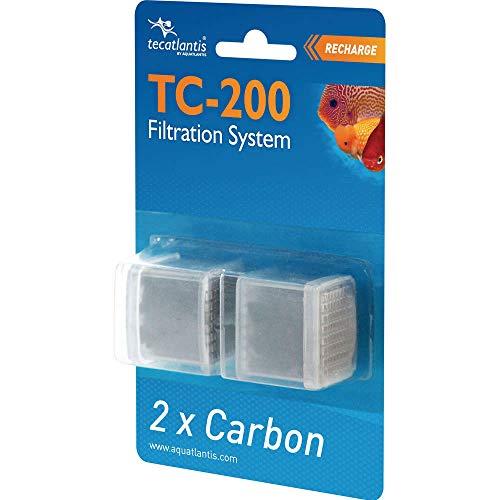 Aquatlantis Carbón Filtrante TC 200