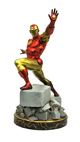 Marvel Iron Man Resin Statue Diamond Select Toys FEB172611