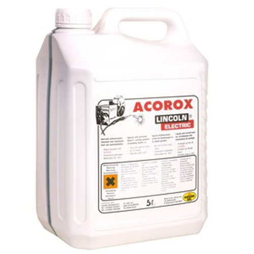Lincoln eléctrico K10420 – 1 acorox refrigerante, 5 L)