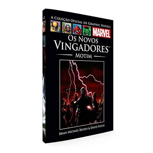 Graphic Novels Marvel Ed. 42 Os Novos Vingadores - Motim