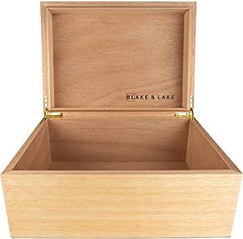 Best wood memory box Reviews