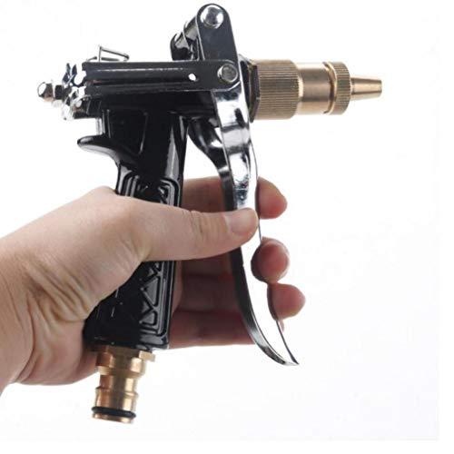 Einstellbare Copper Schlauch Sprühdüse Gun Gartenschlauch Wasserdruckpistolen für die Gartenbewässerung/Autos Fahrzeuge Washing