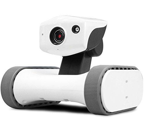Appbot BXAPRILEY - Robot con cámara de Seguridad y Detector de Movimiento
