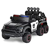 """Product Size: 51.2"""" X 27.6"""" X 25.6"""",Loading Capacity: 77 lbs,Suitable for children from 3 to 8 years old. After the Car is fully charged, your child could play it about 45 - 60 minutes (influence by modes and loading). Safe and Adventurous Ride with ..."""