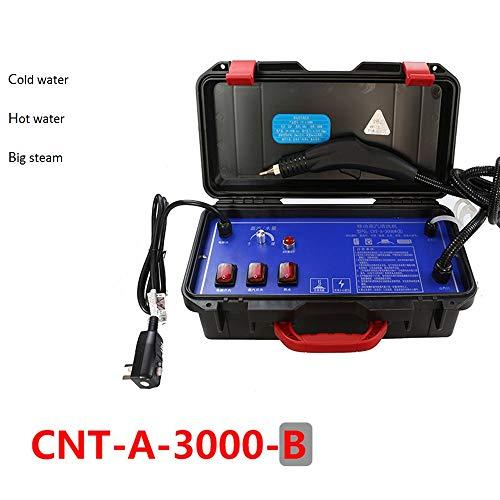ZJJ Professioneller Hochleistungs-Dampfreiniger, multifunktionale Hochtemperatur-Desinfektionsreinigungsmaschine zur Entfernung von mehrflächigen Flecken