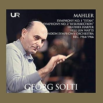 Mahler & Wagner: Orchestral Works