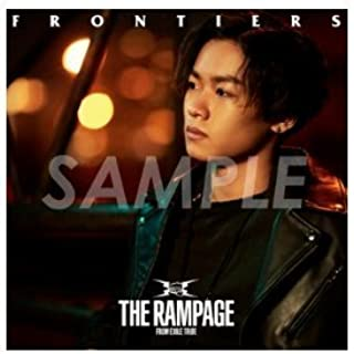 THE RAMPAGE from EXILE TRIBE 川村壱馬 アザージャケット カード