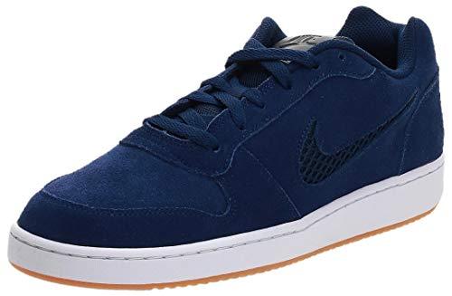 Nike AQ1774 400 Ebernon Low Premium Sneaker Dunkelblau