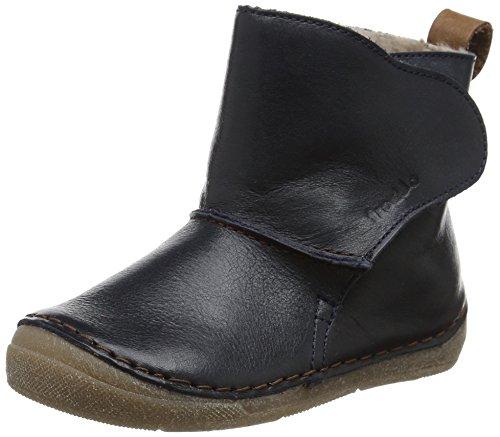 Froddo Unisex Babys Kids Boot G2160028-K Pferdeschuhe, Blau (Dunkelblau), 21 EU (4 Child UK)