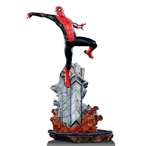 CQ Spider-Man: Far from Home Statue: Spider-Man 1:10 BDS Art Scale Collectible Figurine from Movie Series Toys image