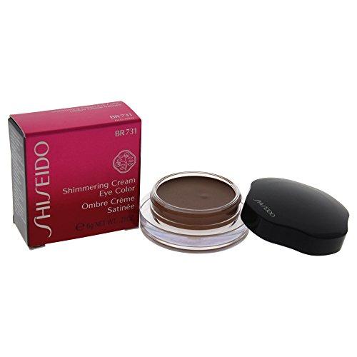 SHISEIDO oogschaduw Shimmering Cream Br731 6.0 g, prijs / 100 gr: 383.16 EUR