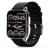 Smartwatch, 1,69'' Touch Schermo Orologio Fitness Uomo Donna Activity Tracker, Impermeabil...