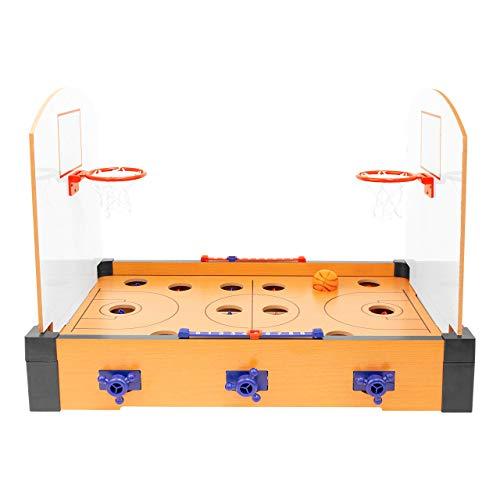 Global Gizmos 55669 Basketball Tischspiel   Multiplayer-Modus   einfache Einrichtung   tragbar