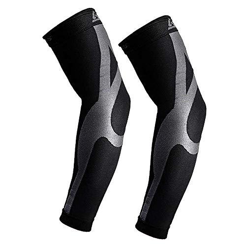 Graduated Compression Arm Sleeve - 20-30mmHG Grade Compression for men women