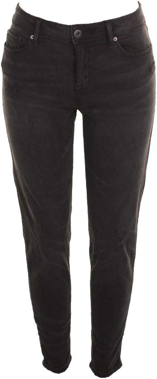 American Rag Juniors' Skinny Distressed Jeans