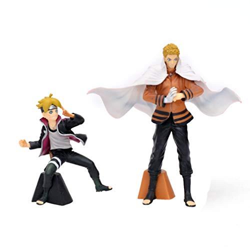 Generies Naruto Boruto Uzumaki Naruto - Figura de colección de juguetes