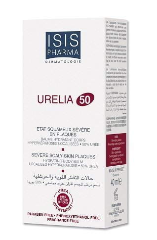 Isis Pharma Urelia 50 Hydrating Body Balm for Severe Scaly Skin with Itching by Body-Care