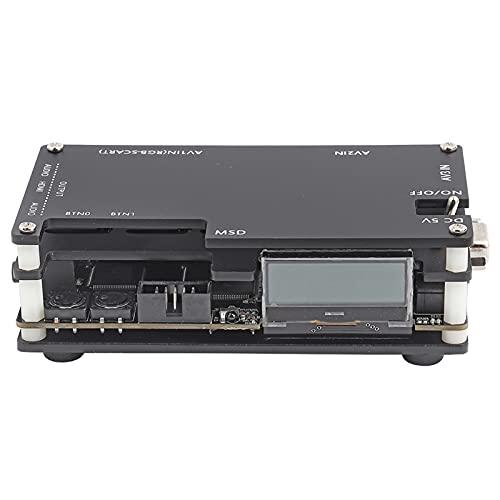 WOUPY Convertidor De Video HDMI A Scart HD, Adaptador HDMI A Scart Compatible con Consolas De Juegos Antiguas, Convertidor De Video De Salida De Señal HDMI, para SFC/MD/PS/SS / PS2