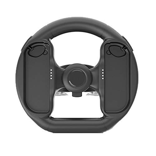seraphicar Game Steering Wheel, Komfortable, Bequeme Lenkradsteuerung Für NS Für Switch, Geeignet Für Switch Racing Lenkradspiele, Realistisches Fahrerlebnis