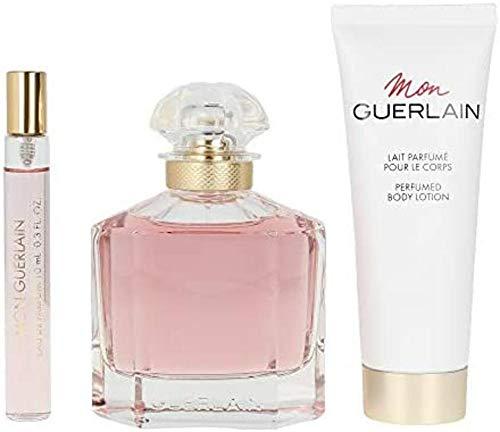 Guerlain Mon Eau Parfum 100ml+ Body Lotoin 75ml+ Shower Gel 75ml+ Shower Gel 75ml One Size