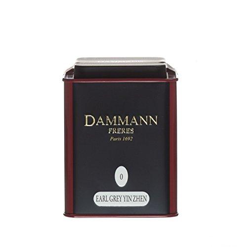 Dammann Freres Tee - Earl Grey Yin Zhen Schwarzer Tee - 100gr Dose