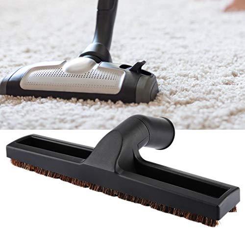 Stofzuigerborstel, 32 mm binnendiameter Stofzuiger Houten vloer Borstelkop Mondstukborstelbevestiging voor tapijt en harde vloer, lichtgewicht