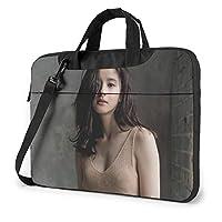 朝比奈彩 (2) 売れ行きがよい 手提げパソコンかばん 撥水パソコンバッグ コンピューターバッグ Pcバッグ ショルダーバッグ 収納カバン 男女兼用 パソコン鞄 ビジネスブリーフケース