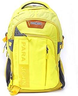 "Parajohn Backpack, 19"" Rucksack – Travel Laptop Backpack/Rucksack"