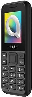 """Alcatel 1066D - Telefono móvil de fácil uso, Pantalla de 1.8"""" QQVGA, 2G, cámara trasera CIF, 4MB de RAM, 4MB de ROM, bater..."""