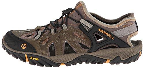 Merrell All out blaze sieve, Chaussures de Randonnée Basses homme - Marron (Brindle/B. Scotch),...