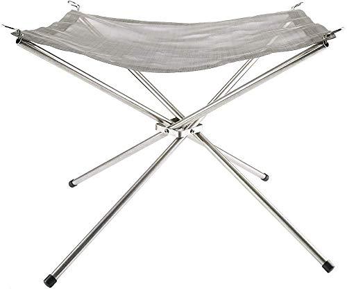 gongxi Estufa De Leña para Acampar Al Aire Libre Portátil