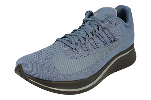 Nike Zoom Fly Mens Running Trainers BV1087 Sneakers Shoes (UK 7 US 8 EU 41, diffused Blue Dark Grey 400)